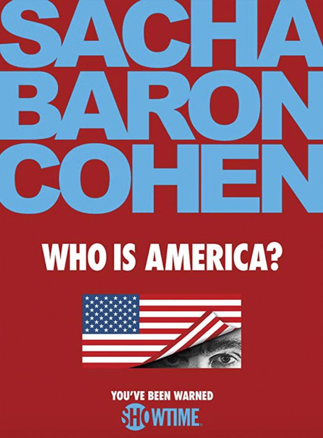 WHO IS AMERICA - Cam Op